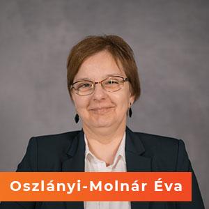 Oszlányi-Molnár Éva